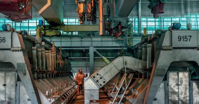 Rusal Proposed Move to Split into Two Different Businesses