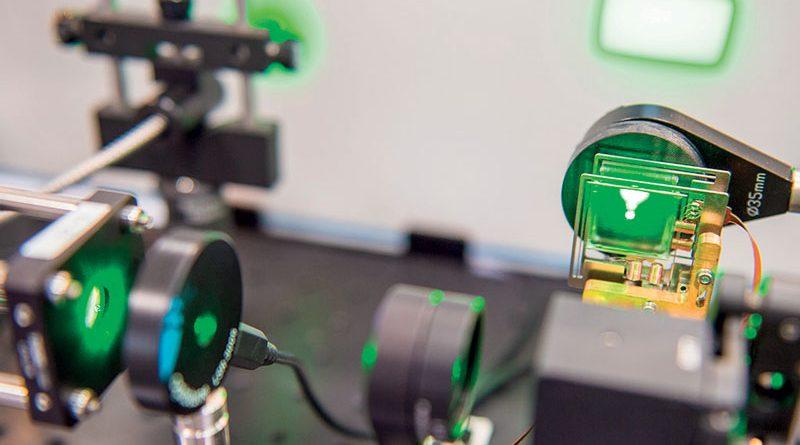 Dai veicoli autonomi  ai sensori intelligenti, tutto ruota intorno  alla fotonica