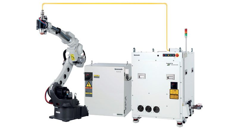Una soluzione All In One per la saldatura laser