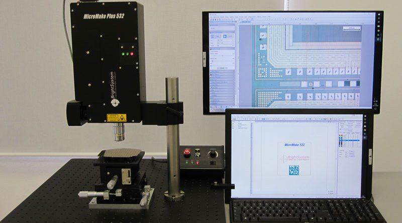 Sistema compatto per microlavorazioni laser