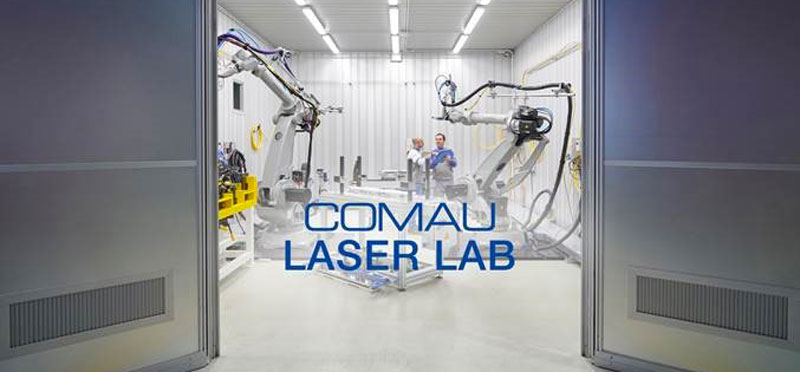 Laboratori laser per lo sviluppo dell'electrification