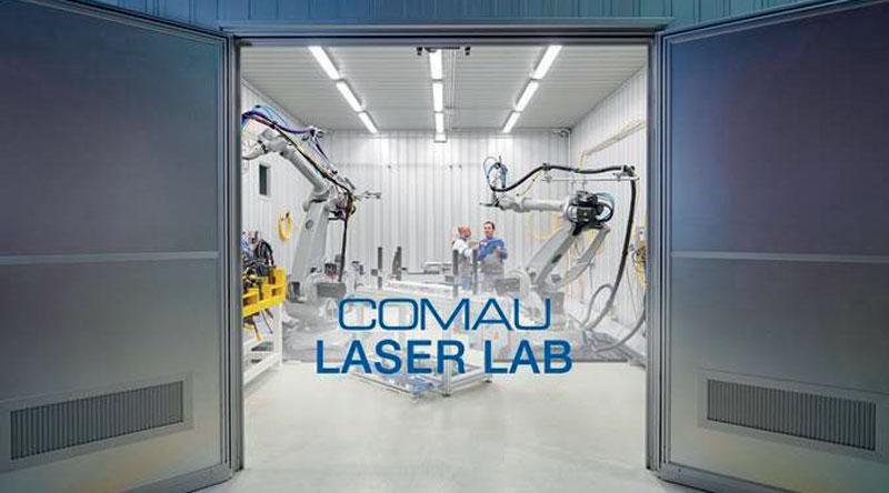 Laboratori laser per lo sviluppo dell'electrification