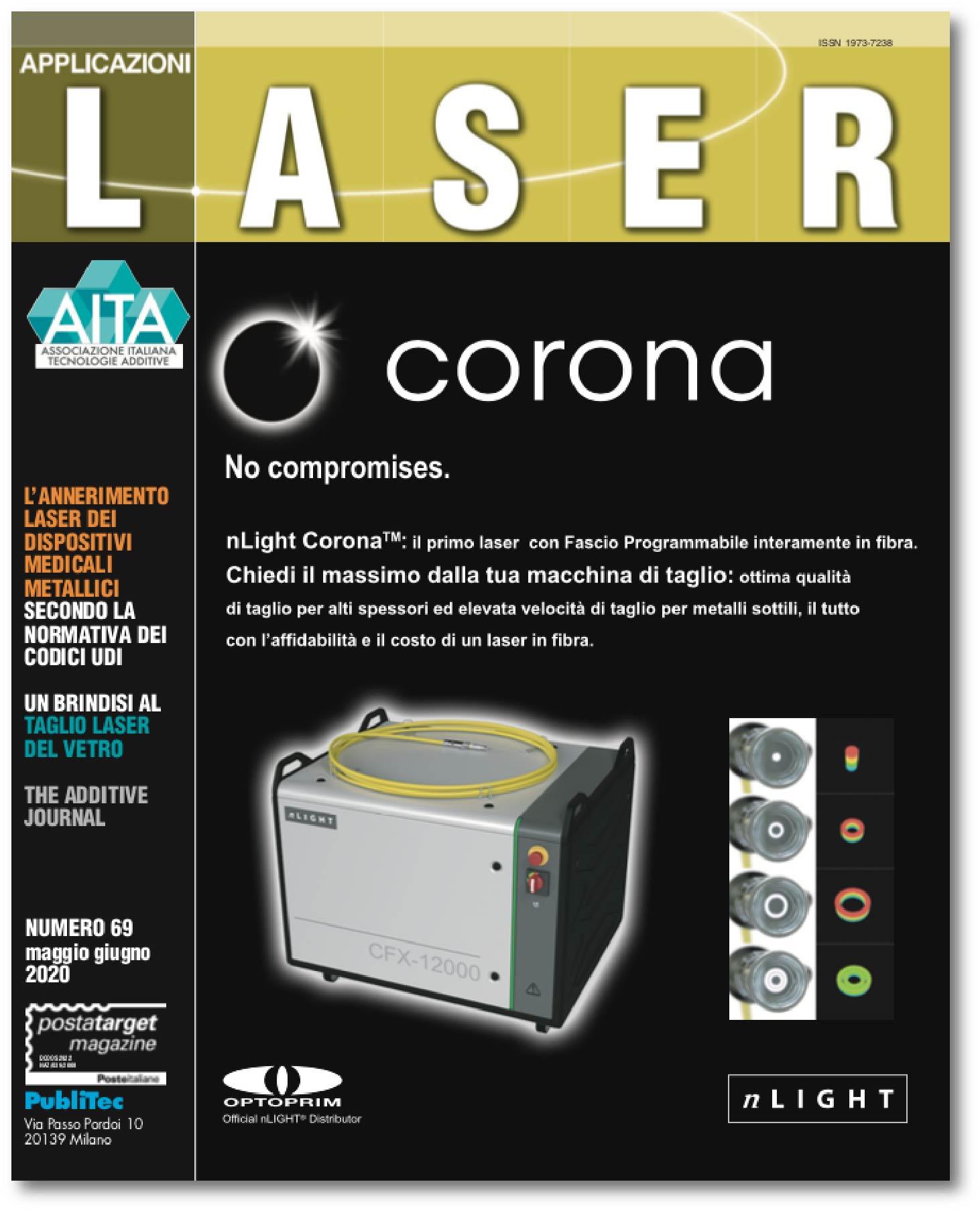 Applicazioni Laser 69
