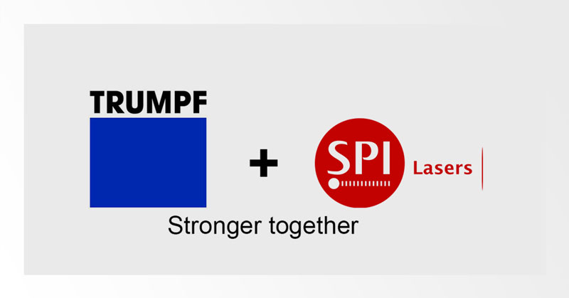 Iniziato il rebranding per SPI Laser