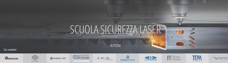 Scuola di Sicurezza Laser Online – Novembre 10-12 e 25-26
