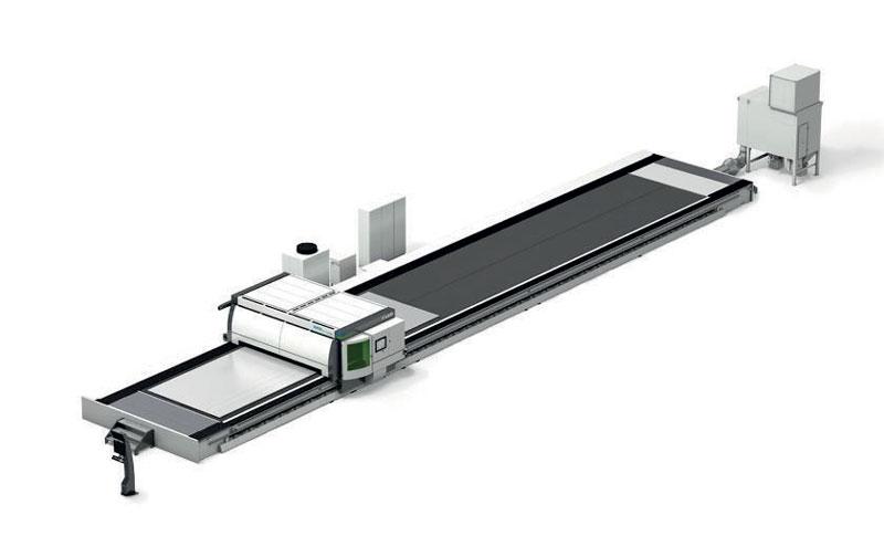 Con un design modulare unico, le dimensioni di Taurus FL partono da una lunghezza del tavolo di 12 m, ampliabile con incrementi di 2 m fino a una lunghezza massima di 40 m.