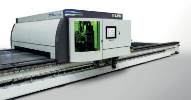 Il taglio laser di grande formato è servito