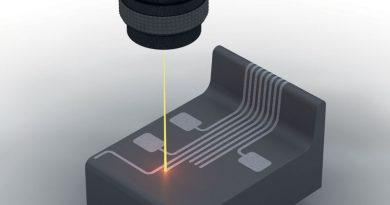 Tecnologia LDS per gli assemblaggi elettronici senza circuiti stampati