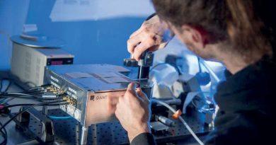 Siglato un accordo per il primo sensore quantistico industriale