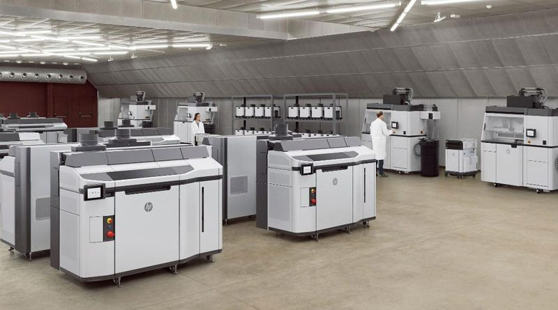 Weerg, HP, industrial printer 3D, HP Jet Fusion 5210, unpacking, Davide Ferrulli, Matteo Rigamonti, additive manufacturing, Polipropilene, Nylon PA12, Rösler AM Solutions