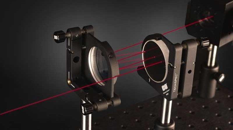 Una partnership per le ottiche laser ad alta precisione