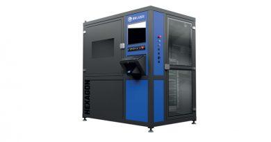 Il sistema marca al laser 2.000 inserti l'ora