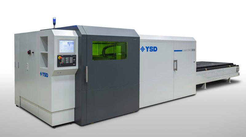 L'ultrapraticità del taglio laser in fibra