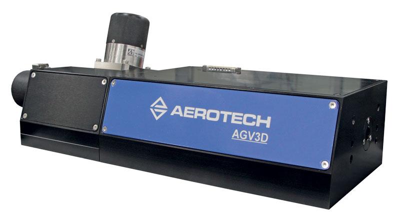 Lo scanner laser AGV3D è ideato per applicazioni in ambito medico, nella microelettronica e nella produzione di componenti nell'industria automobilistica e viene anche utilizzato per i processi additivi.