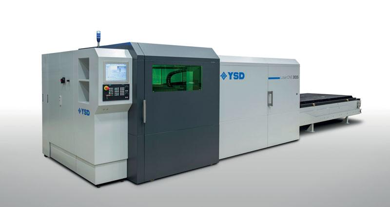 L'ultra praticità del taglio laser in fibra