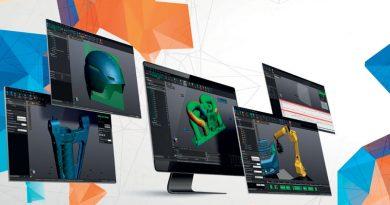 La versione 9.0 al servizio della scansione 3D