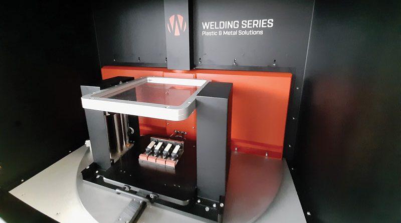 Una piattaforma dedicata alla saldatura laser della plastica