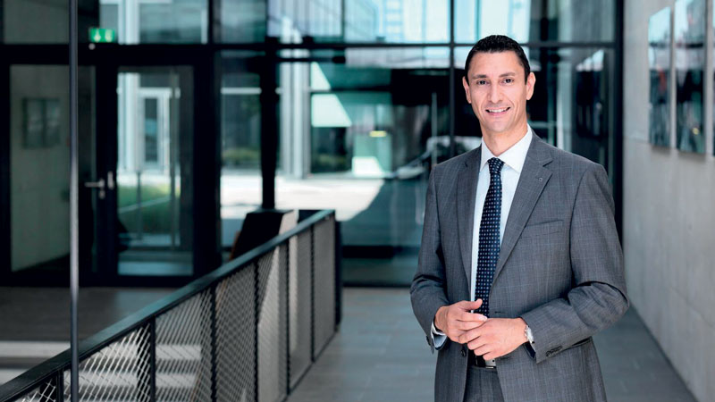 Michele Turrisi nuovo CEO di TRUMPF Italia.