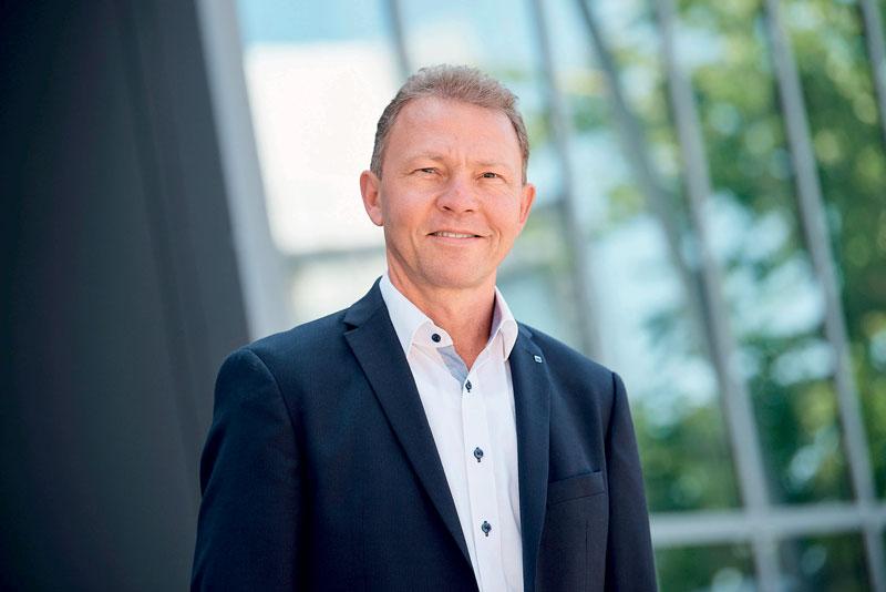 Dieter Kraft, mministratore delegato di TRUMPF Venture.