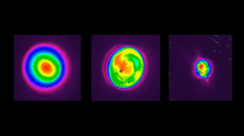 Misurazione del fascio laser