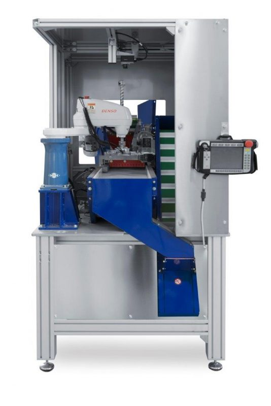 Robhofeed asservimento robotizzato