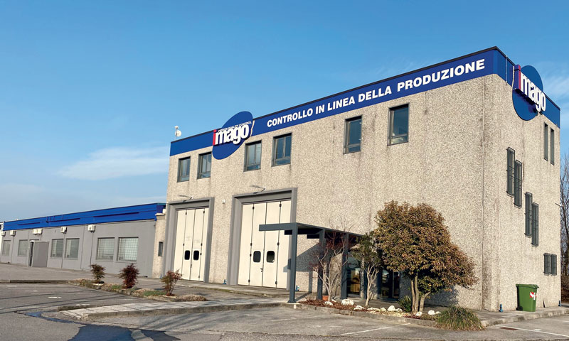 Imago's headquarters are in Castagneto, in the province of Brescia.