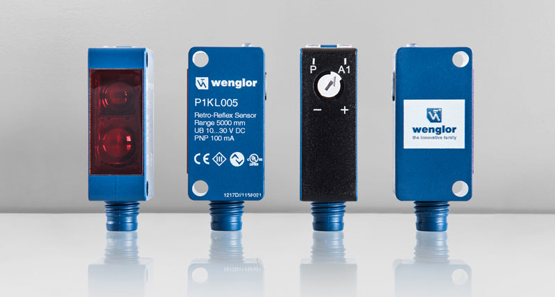 Marchesini Group ha scelto i sensori optoelettronici di wenglor sensoric serie 1K per le sue macchine e le sue linee di confezionamento per i settori farmaceutico e cosmetico