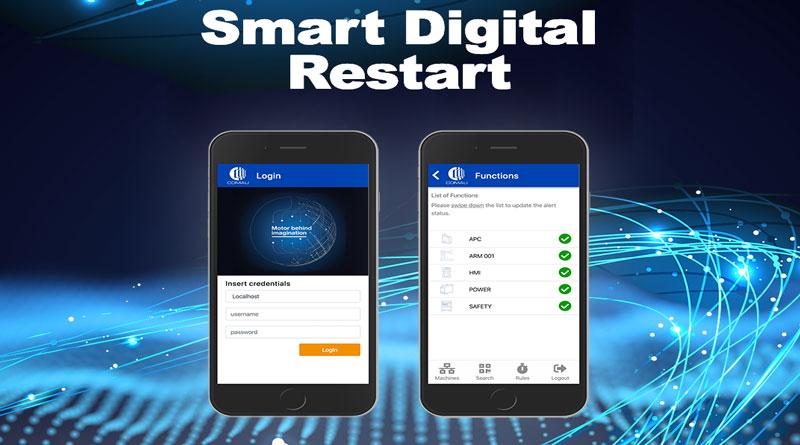 """Comau insieme a Microsoft lancia il progetto """"Smart Digital Restart"""" per aiutare le aziende nella fase di ripartenza"""