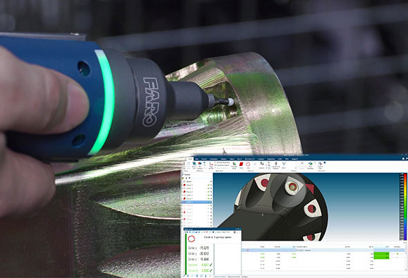 Compatible with CAM2 metrology software line