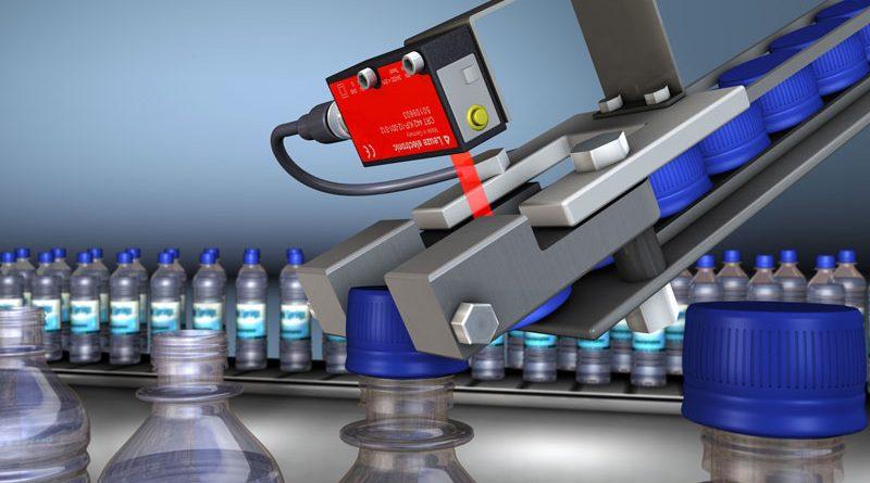 La serie 53 di Leuze è composta da sensori asettici ad alta sensibilità con tecnologia laser.