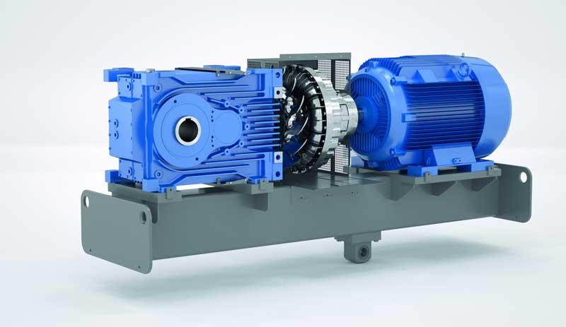 I riduttori consentono una vita dei cuscinetti più lunga e un'efficiente trasmissione della potenza.