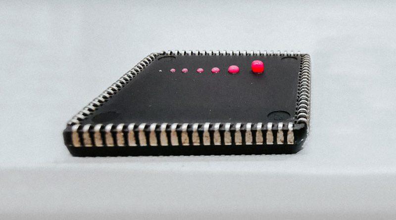 DELO MONOPOX EG2596 è un adesivo die-attach caratterizzato da elevata resistenza