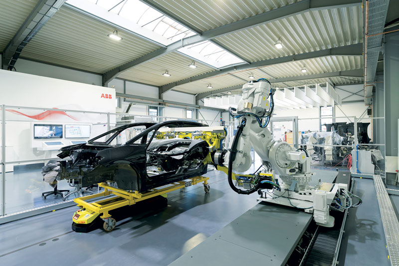 Today less than 5% of FTA benefits from robotic automation.