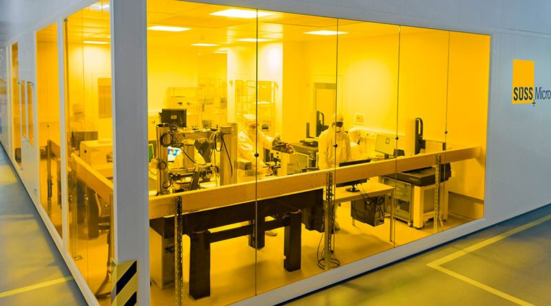 DELO and SUSS MicroTec collaborate with each other to optimise imprint manufacturing processes for the production of wafer-level optics.