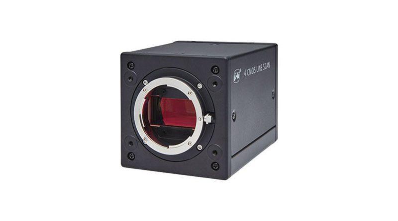 Dotate di quattro sensori di linea CMOS da 8192 pixel montati su prisma per fornire un'acquisizione di immagini multispettrali 8K.