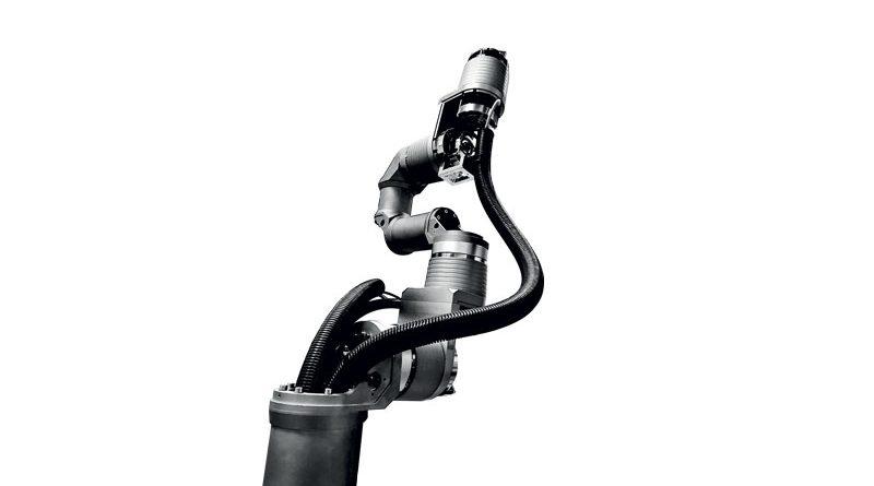 La robotica collaborativa è già 5.0
