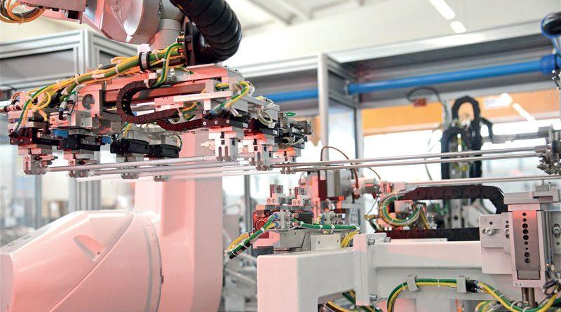 Per un'industria farmaceutica robotizzata