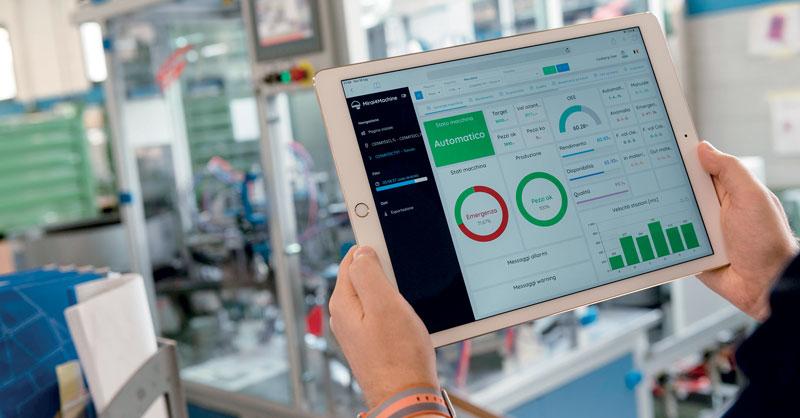 È una piattaforma per il monitoraggio in tempo reale, anche da remoto