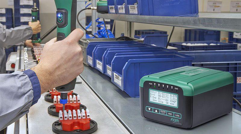 Fiam accresce la sua famiglia di avvitatori elettrici industriali eTensil con una nuova gamma di soluzioni.