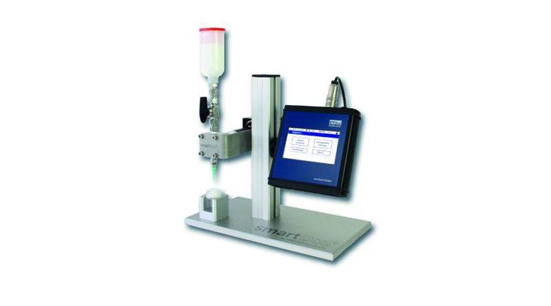 Il sistema smartDoS di HNP Mikrosysteme è dotato di micro-pompa a ingranaggi modulari.