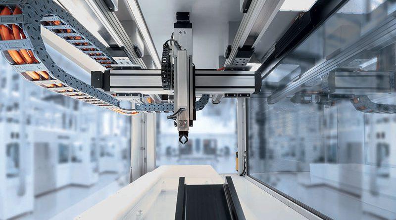 Con soluzioni di automazione evolute, di Bosch Rexroth sta ora compiendo il passo successivo verso la fabbrica del futuro.