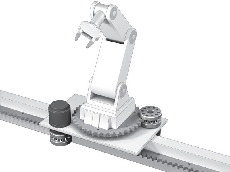 Sono ideali per applicazioni di trasferimento rotativo di precisione su macchine utensili, sistemi robotizzati, sistemi di assemblaggio e altro.