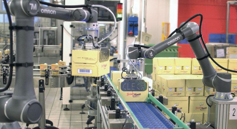 La collaborazione uomo-robot rende i prodotti migliori