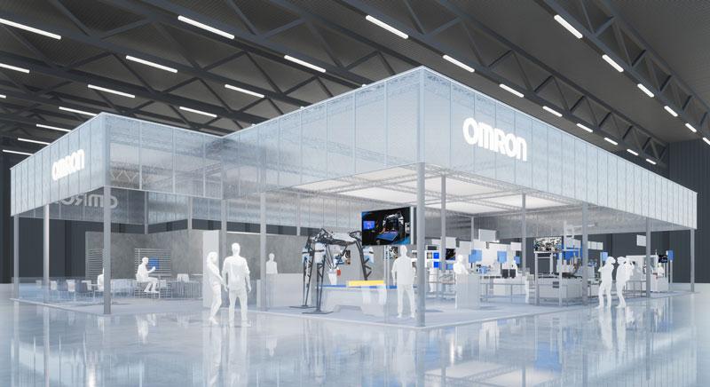 OMRON presenta il suo Virtual Tour.
