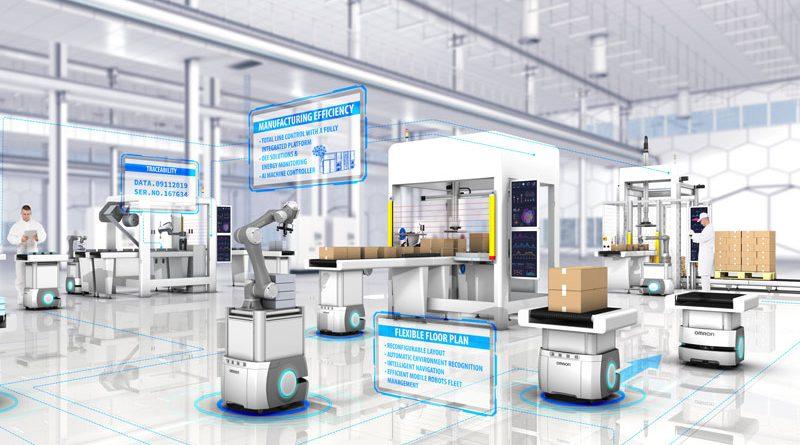 OMRON Financial Services offre diverse soluzioni di leasing per cobot e robot mobili.