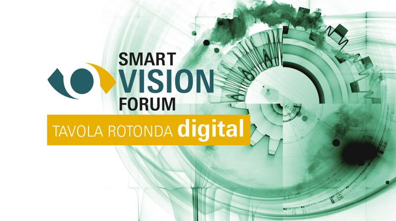 """L'11 dicembre si terrà la tavola rotonda """"Smart Vision - Tecnologie per l'industria del futuro""""."""
