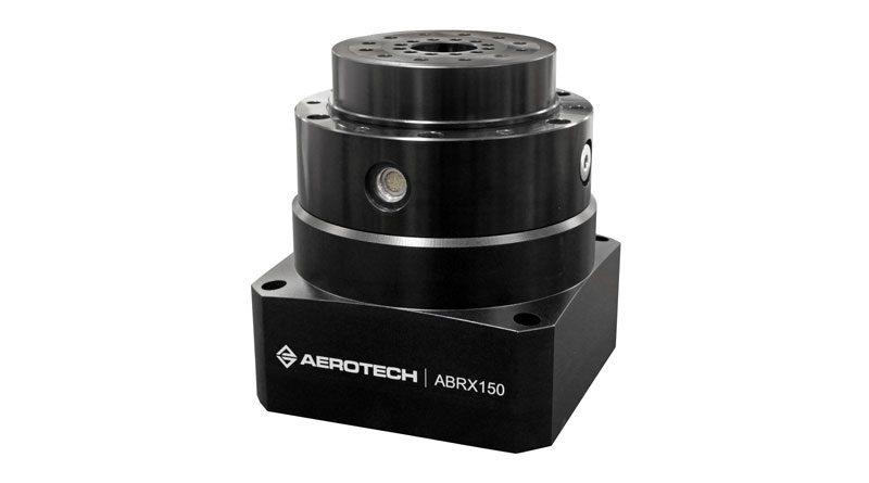 La serie ABRX di Aerotech di tavole rotanti con cuscinetti ad aria