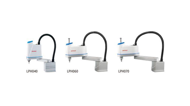 La nuova serie LPH arricchisce la gamma di robot DENSO, distribuiti in Italia da K.L.A.IN.robotics.