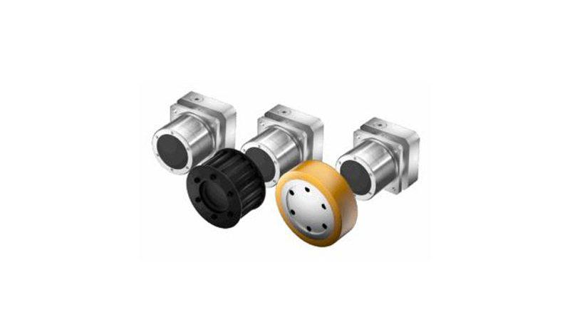 I riduttori GL e GLS sono studiati per i robot mobili.