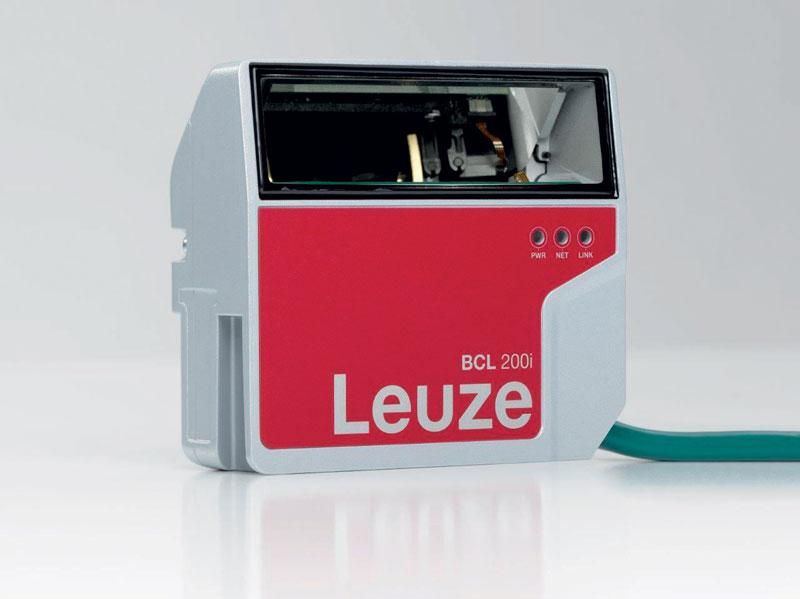 Il nuovo BCL 200i è particolarmente adatto all'identificazione guidata dei contenitori.